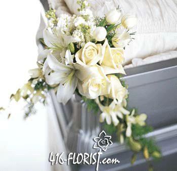 Serene Tribute Floral Package