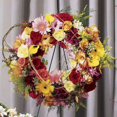 Eternal Love Funeral Wreath